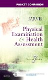Pocket Companion for Physical Examination and Health Assessment:   2015 9780323265379 Front Cover