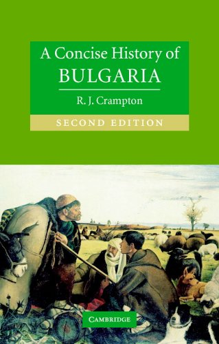 Concise History of Bulgaria  2nd 2005 (Revised) edition cover