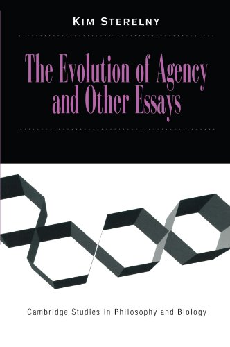 Evolution of Agency and Other Essays   2001 9780521645379 Front Cover