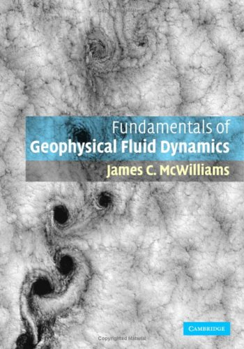 Fundamentals of Geophysical Fluid Dynamics   2006 9780521856379 Front Cover