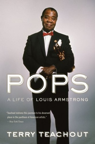 Pops A Life of Louis Armstrong  2009 edition cover