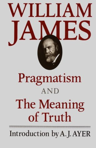 Pragmatism and the Meaning of Truth   1978 edition cover
