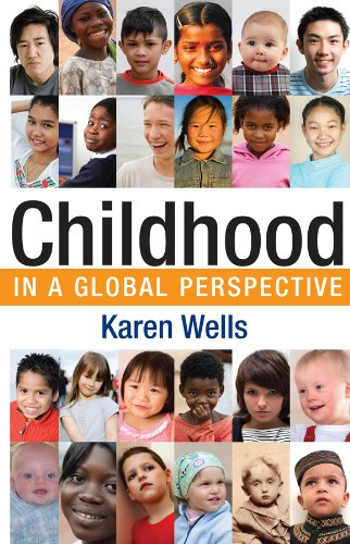 Childhood in Global Perspective   2009 edition cover