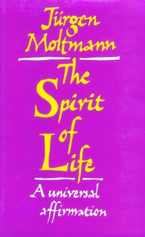 Spirit of Life A Universal Affirmation  1992 edition cover
