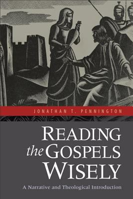 Reading the Gospels Wisely A Narrative and Theological Introduction  2012 edition cover