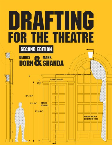 Drafting for the Theatre  2nd 2011 edition cover