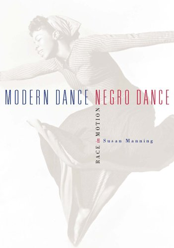 Modern Dance, Negro Dance Race in Motion  2004 edition cover