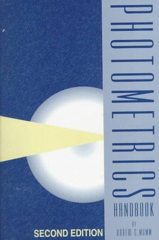 Photometrics Handbook 2nd 1997 (Revised) edition cover