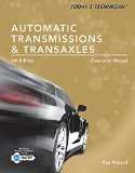 Today's Technician: Automatic Transmissions and Transaxles Classroom Manual and Shop Manual  2015 edition cover
