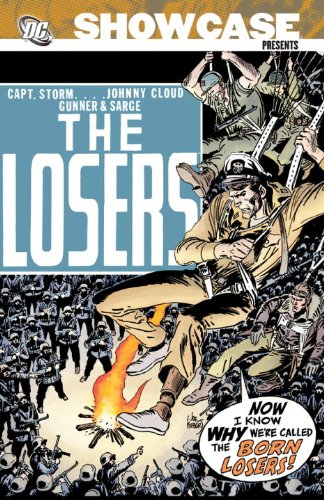 Losers   2012 9781401234379 Front Cover