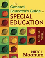 General Educator's Guide to Special Education  3rd 2009 edition cover