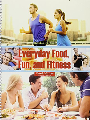 Everyday Food Fun and Fitness  3rd (Revised) edition cover