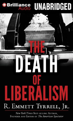 The Death of Liberalism: Library Edition  2012 edition cover