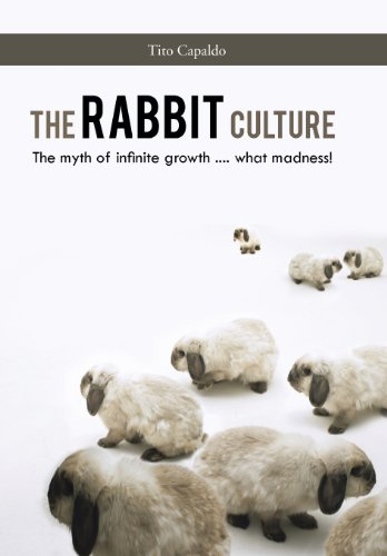 Rabbit Culture The Myth of Infinite Growth ... . What Madness!  2013 9781491800379 Front Cover