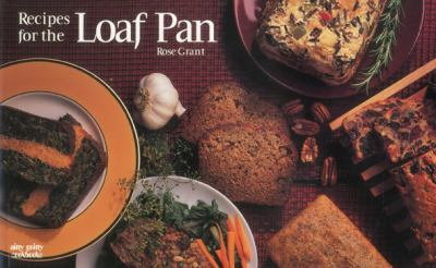 Recipes for the Loaf Pan   1996 9781558671379 Front Cover