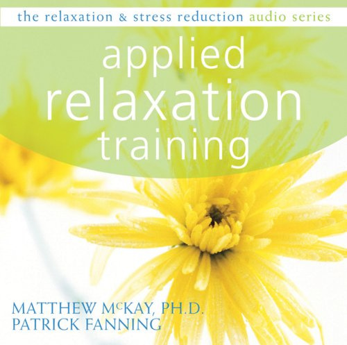 Applied Relaxation Training:  2008 edition cover
