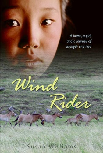 Wind Rider   2008 9780060872380 Front Cover
