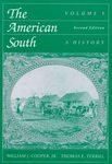 American South : A History 2nd 1996 edition cover
