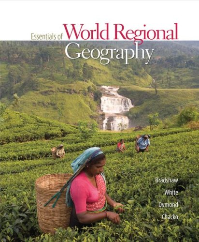 Essentials of World Regional Geography   2008 9780073359380 Front Cover