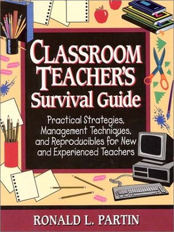 Classroom Teacher's Survival Guide   1995 edition cover