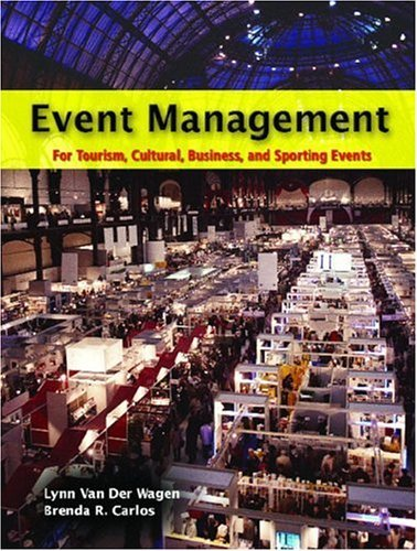 Event Management   2005 edition cover