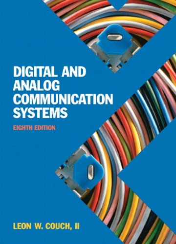 Digital and Analog Communication Systems  8th 2013 (Revised) edition cover