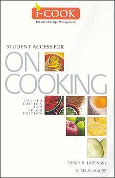 Cooking   2009 9780135068380 Front Cover