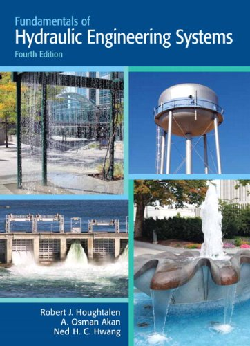 Fundamentals of Hydraulic Engineering Systems  4th 2010 edition cover