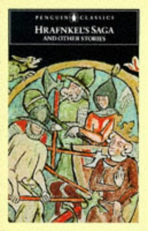 Hrafnkel's Saga and Other Icelandic Stories   2005 edition cover