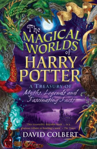 The Magical Worlds of Harry Potter N/A edition cover