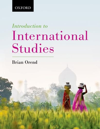 Introduction to International Studies   2012 edition cover