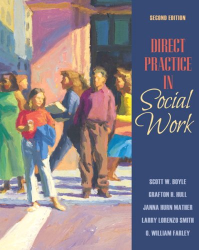 Direct Practice in Social Work  2nd 2009 edition cover