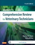 Mosby's Comprehensive Review for Veterinary Technicians  4th 2015 edition cover
