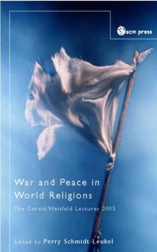 War and Peace in World Religions   2004 edition cover