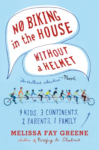 No Biking in the House Without a Helmet  N/A edition cover