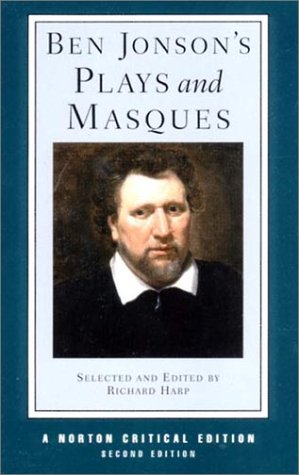 Plays and Masques  2nd 2001 (Revised) edition cover