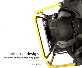 Industrial Design Materials and Manufacturing Guide 2nd 2008 edition cover