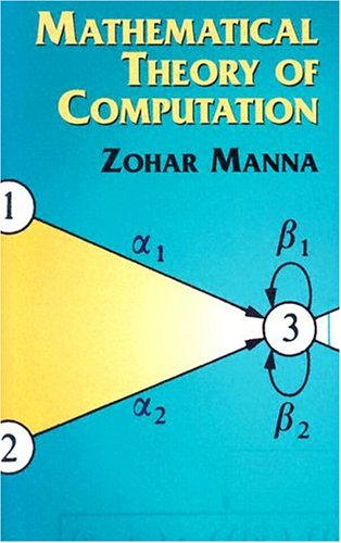 Mathematical Theory of Computation   2003 edition cover