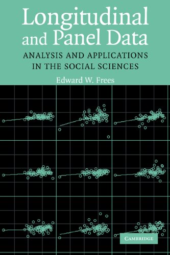Longitudinal and Panel Data Analysis and Applications in the Social Sciences  2004 edition cover