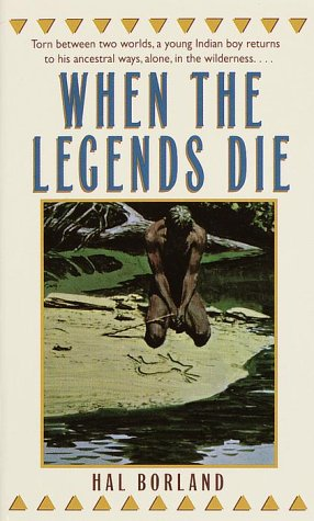 When the Legends Die  1963 edition cover