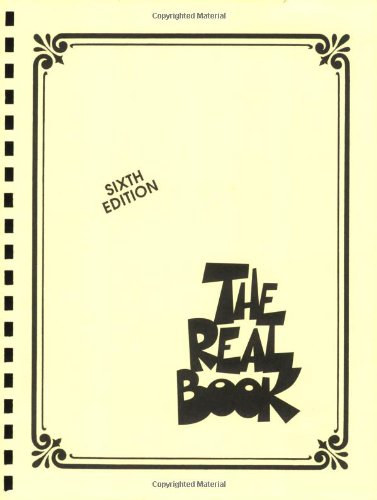 Real Book  6th 2008 edition cover