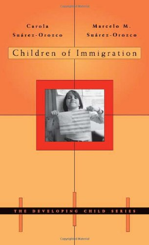 Children of Immigration   2001 edition cover
