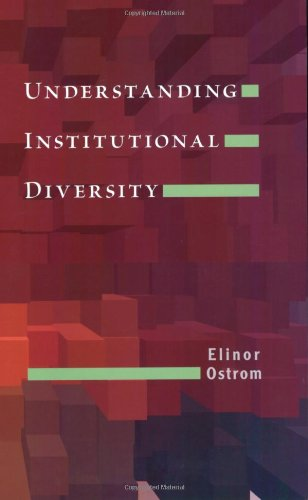 Understanding Institutional Diversity   2006 edition cover