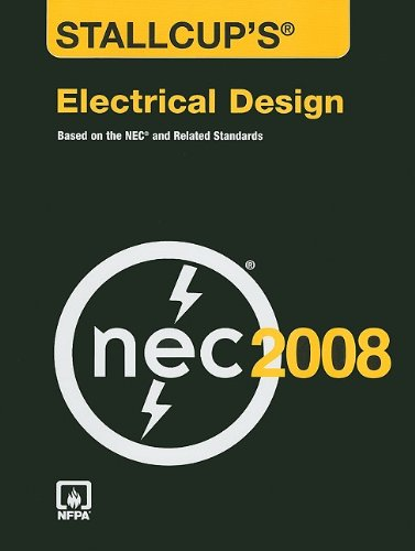 Stallcup's� Electrical Design, 2008 Edition  3rd 2009 9780763773380 Front Cover