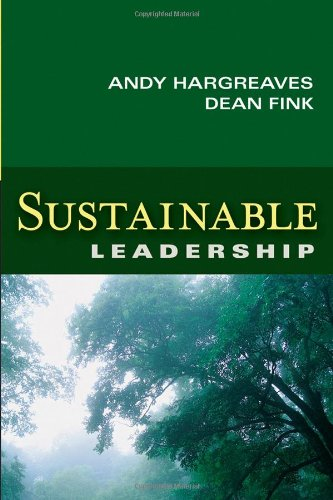 Sustainable Leadership   2005 edition cover