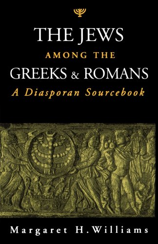 Jews among the Greeks and Romans A Diasporan Sourcebook N/A edition cover
