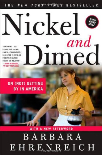 Nickel and Dimed   2008 edition cover