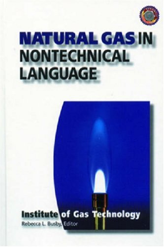 Natural Gas in Nontechnical Language   1998 edition cover