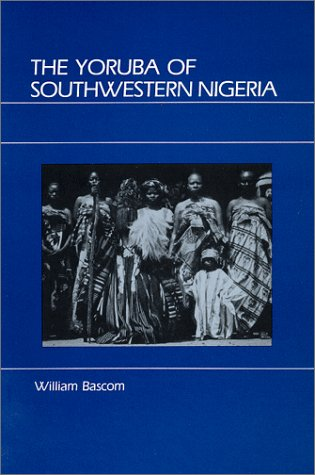 Yoruba of Southwestern Nigeria  Reprint edition cover