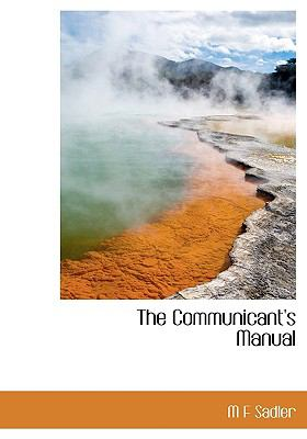Communicant's Manual N/A 9781113980380 Front Cover